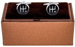 Christmas Gifts for Brother - Cufflinks With A Presentation Gift Box