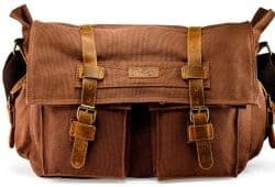 Christmas Gifts for Brother - Men's Messenger Bag