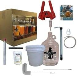 Christmas Gifts for Brother - Nano-Brewery Beginner Equipment Kit