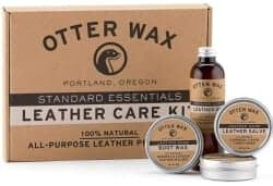 Christmas Gifts for Brother - Otter Wax Leather Care Kit