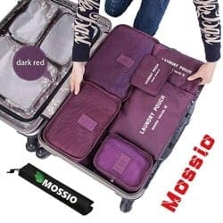 Christmas Gifts for Brother - Packing Cubes With Shoe Bag