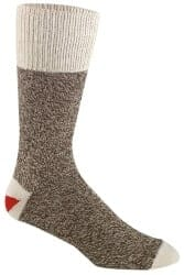 Christmas Gifts for Brother - Red Heel Monkey Socks