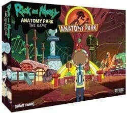 Christmas Gifts for Brother - Rick And Morty Anatomy Park Game