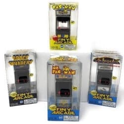 Christmas Gifts for Brother - Tiny Arcade Games Gift Box Set