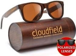 Christmas Gifts for Brother - Wood Sunglasses