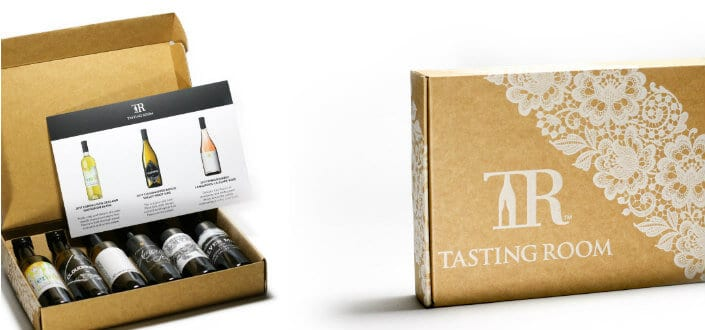 Recent Tasting Room Boxes