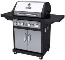 best-gas-grill-under-500-dyna-glow-black