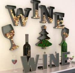 gifts for wine lovers - cork holder