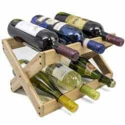 gifts for wine lovers - countertop wine rock