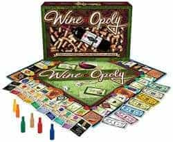 gifts for wine lovers - wine opoly
