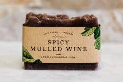 gifts for wine lovers - wine soap wine lovers