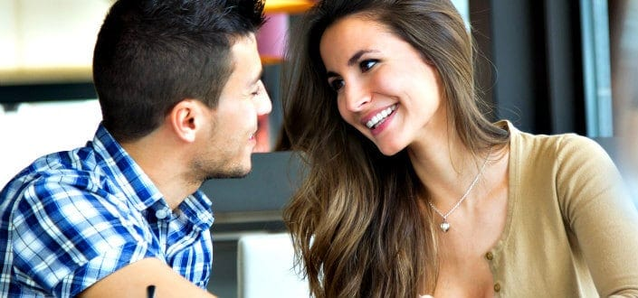 Ways How To Tell If A Girl Likes You - eye contact