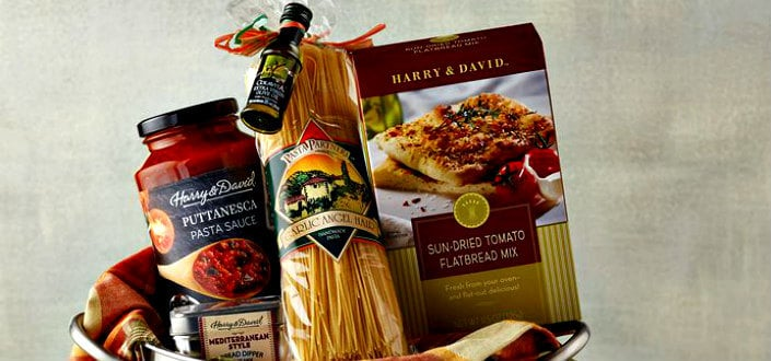 harry and david - items