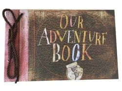 valentine's day gifts for girlfriend - adventure book