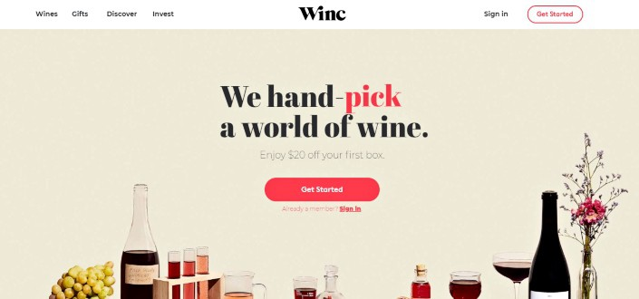 Wince Review - What is Winc