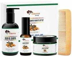 101 Birthday Gifts for Girlfriend - Argan Oil Hair Growth Products Set