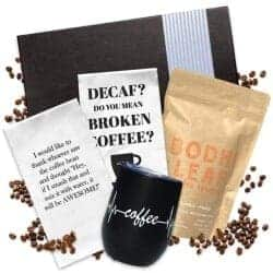 101 Birthday Gifts for Girlfriend - Coffee Gifts Basket