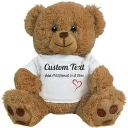 101 Birthday Gifts for Girlfriend - Custom Teddy Bear