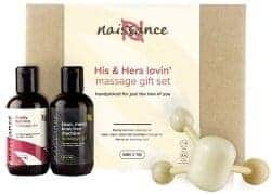101 Birthday Gifts for Girlfriend - Massage Oil Gift Set