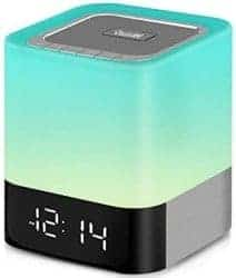 101 Birthday Gifts for Girlfriend - Nightlight Bluetooth Speaker 1