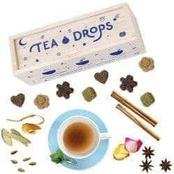 12. Organic Pressed Teas