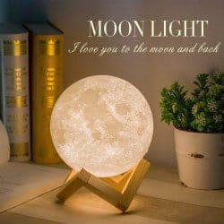 22. Moon Lamp