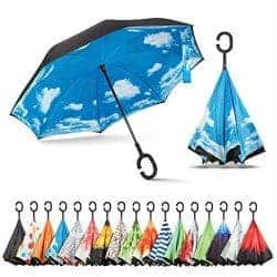 24. Inverted Umbrella