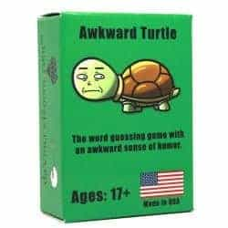 26. Awkward Turtle The Word Card Game for Adults