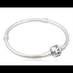 31. PANDORA Charm Bracelet