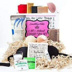 46. Spa Kit Relaxation Gift Set
