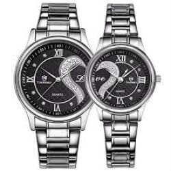 53. His and Hers Wrist Watches