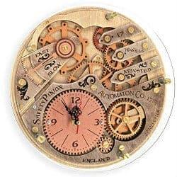 55. Automaton wall clock