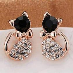 7. Cat Jewelry