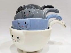 Culinary Chef Cat Cat Measuring Cups (1)