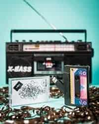 Gifts For Girlfriend - Cassette Tape USB Flash Drive