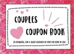 Gifts For Girlfriend - Coupons For Couples