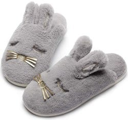 Gifts For Girlfriend - Fleece Slippers