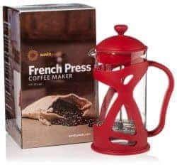 romantic gifts for girlfriend - french press