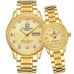 romantic gifts for girlfriend - glass watches