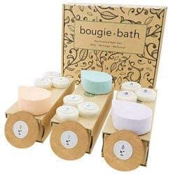 romantic gifts for girlfriend - handmade spa bath