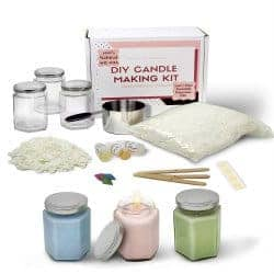romantic gifts for girlfriend - wax candle making kit