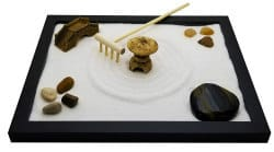 romantic gifts for girlfriend - zen sand garden