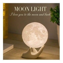 16 Lamp Moon Night Light
