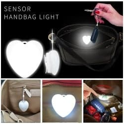 36. Purse Light Handbag