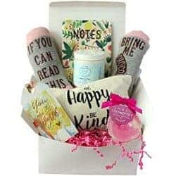 44. Special Birthday Gift Basket Box for Her