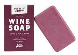 77. Vintage Merlot WINE SOAP