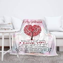 Best Ever Girlfriend Blanket (1)