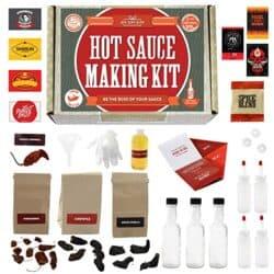 DIY Hot Sauce Making Kit