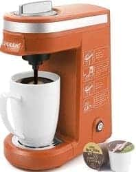 Gift Ideas for Wife - CHULUX Coffee Maker Single-Serve Coffee Machine