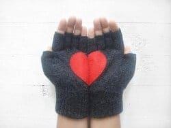 Gift Ideas for Wife - Fingerless Gloves For Women